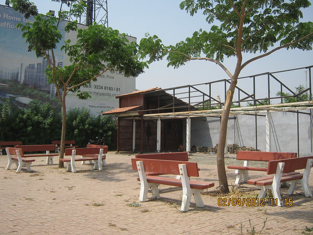 Temporary Tapri Essential Shopping Mall at Megapolis Hinjewadi Phase 3 Pune 411 057 - 4