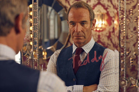 Age Before Beauty | Robson Green is Teddy Roxton | Bradford Zone