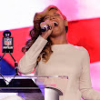 Beyonce sings national anthem at press conference, admits she lip-synced at inauguration