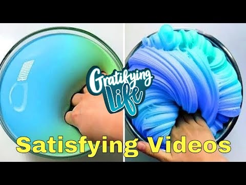 Satisfying and Relaxing Slime Videos | ASMR | Oddly Satisfying video #2