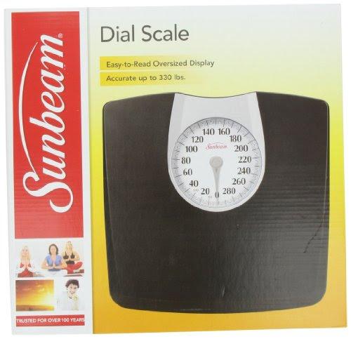 Sunbeam SAB602DQ1-05 Full View Dial Scale