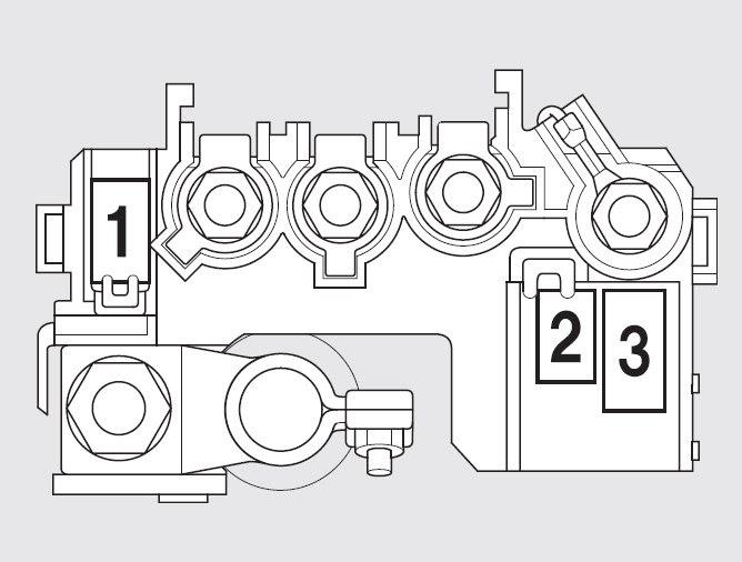 Honda Fit 2013 2014 Fuse Box Diagram Auto Genius