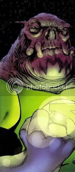 Green Lantenrs