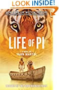 Life of Pi by Yann Martel book cover