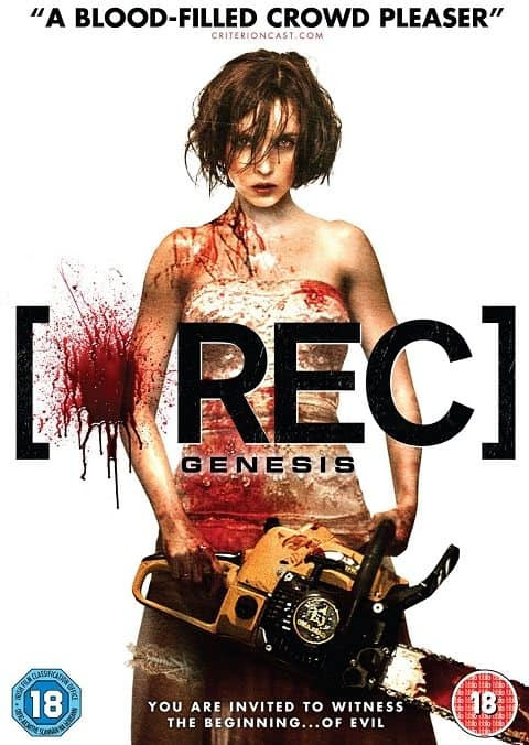 Horror Movie Review: [Rec 3]: Genesis (2012) - Games, Brrraaains & A Head-Banging Life