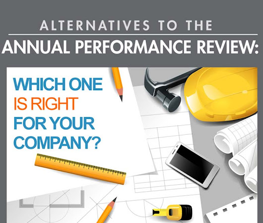 Alternatives to the Annual Performance Review [Infographic]