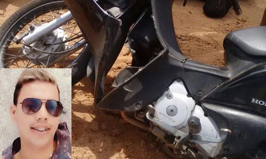Jovem foi levado para o hospital da cidade, mas não resistiu e morreu logo após dar entrada na unidade | Foto: Notícias de Santaluz