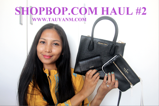 Shopbop.com Haul #2: Michael Kors, DKNY, Kate Spade - Fashion Travels