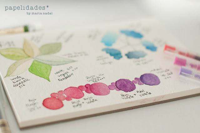 carta de colores PEQ-2