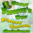 Saint Patrick's Day Celebration Supplies, Decorations, and Toys