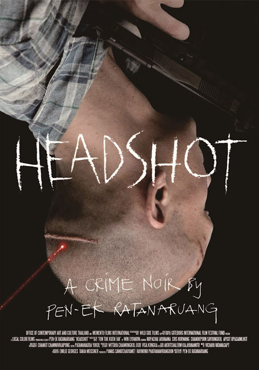 Headshot (Thailand, 2011) - Review | AsianMovieWeb