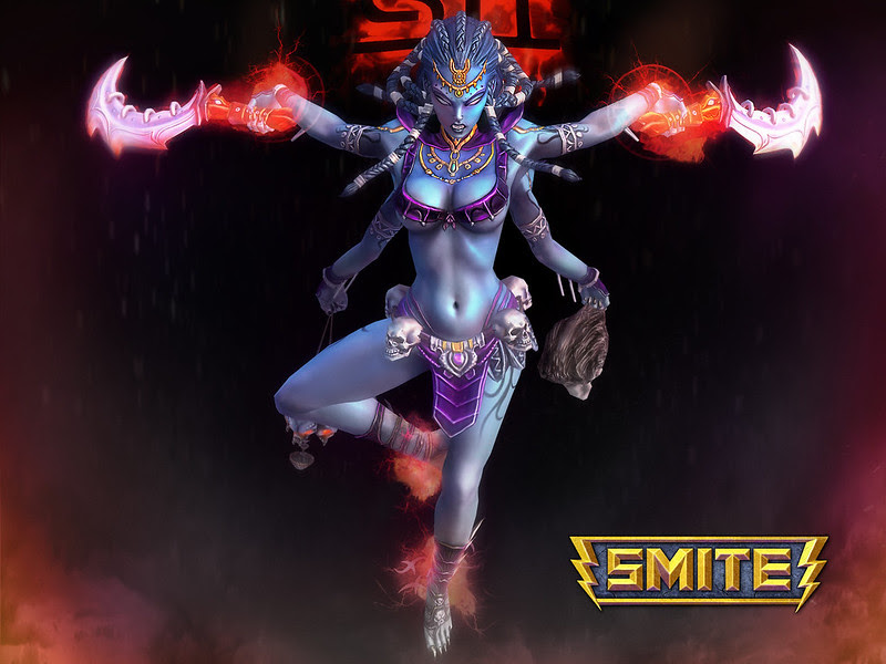 Kali from SMITE