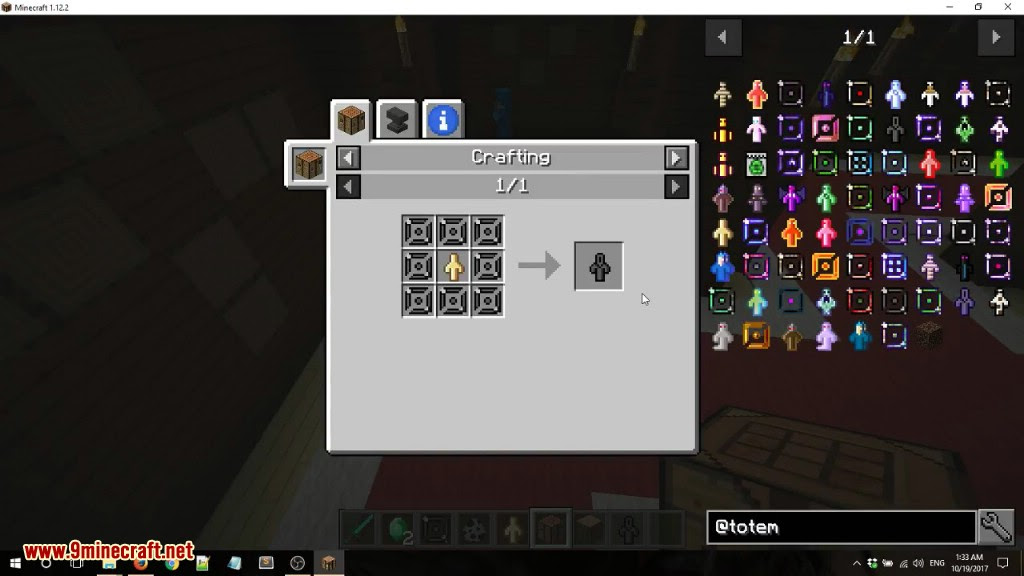 Minecraft Totem Of Undying - Micro USB b