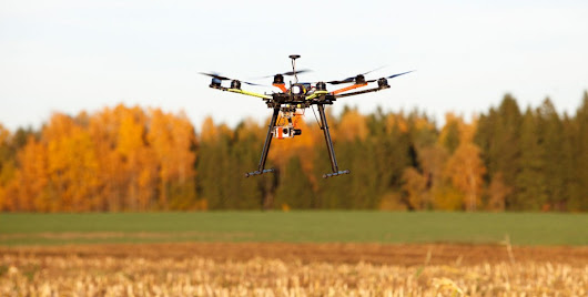 New Study Puts Agricultural Drones Market at Over $1 Billion by 2024