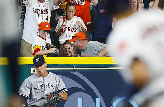 Heartbreaking reason kid who got Carlos Correa's HR ball was sitting in that seat