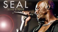 Seal: Soul 2 Tour pre-sale passcode for early tickets in Atlanta
