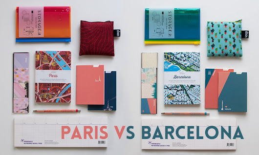 Paris vs Barcelona, vote for your favourite city travel bundle!