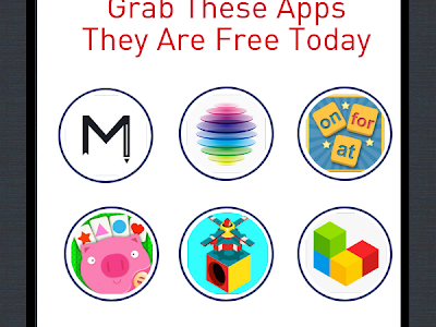 Grab These Apps They Are Free Apps