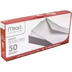 Envelopes Plain #10 50 Ct - Mead