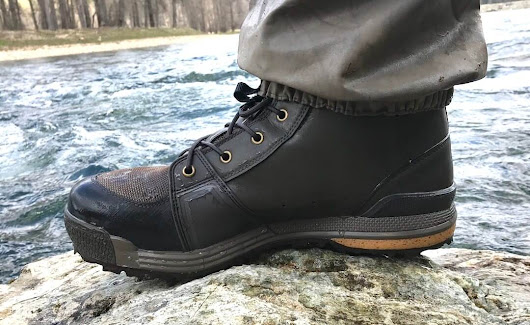 Redington Prowler Wading Boots Review - Man Makes Fire