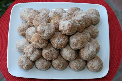 Pumpkin Doughnut Muffins - Everyday Food