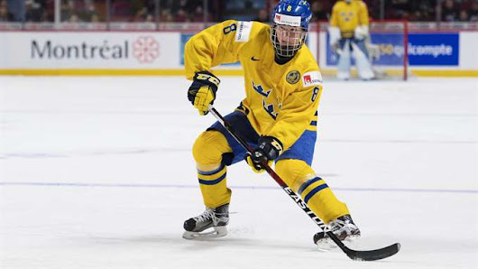 The Draft Analyst | 2018 Draft Profile: LHD Rasmus Dahlin