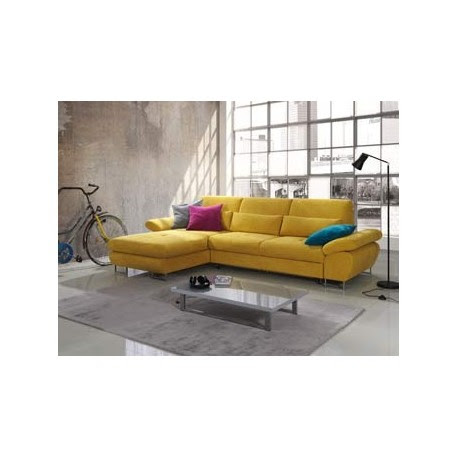 Ares - Small corner sofa Bed