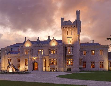 LOUGH ESKE CASTLE NAMED IRISH WEDDING VENUE OF THE YEAR