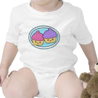 Cuppy Cakes Friends Kawaii Shirt shirt
