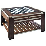 Amazon.com: Antique - Traditional / Game Tables / Home ...