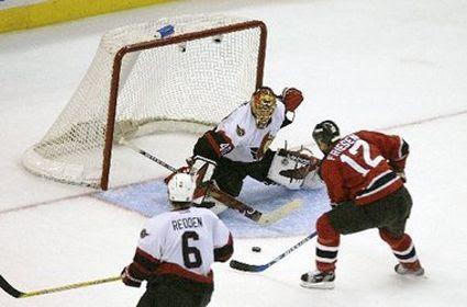 Devils Senators 2003 playoffs, Devils Senators 2003 playoffs