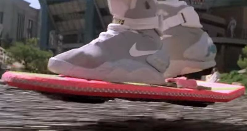 First Friday: Where's My Hoverboard?