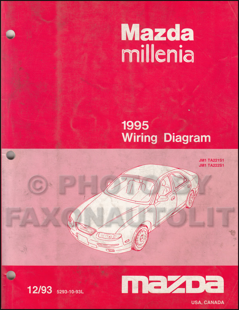 Diagram Mazda Millenia Wiring Diagram Full Version Hd Quality Wiring Diagram Tubewiring Efran It