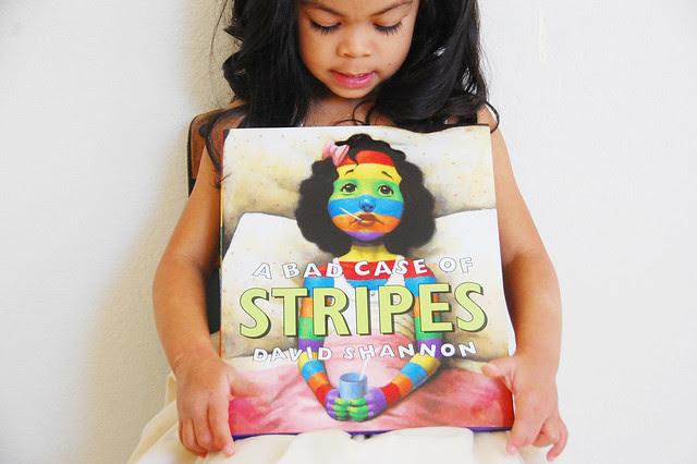 a bad case of stripes dress