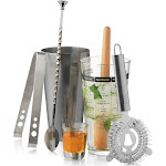 Libbey Modern Mixologist Bar Tool Set - 7 Pieces