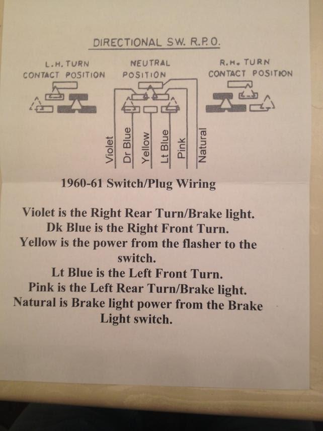 Signalstat 105y78 Wiring Help The 1947 Present Chevrolet Gmc Truck Message Board Network