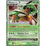 Pokemon Diamond & Pearl Ultra Rare Holo LV.X Torterra LV.X #122