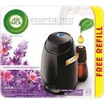 Air Wick Essential Mist Air Freshener, Lavender & Almond Blossom - 0.67 oz refill