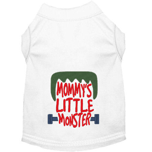 Halloween Dog Shirt - Monster