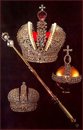 Russian Imperial Regalia