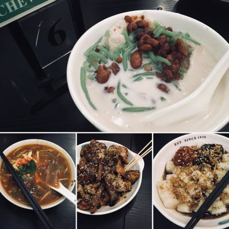 Makan-makan di Malaysia – early pickings of 2018