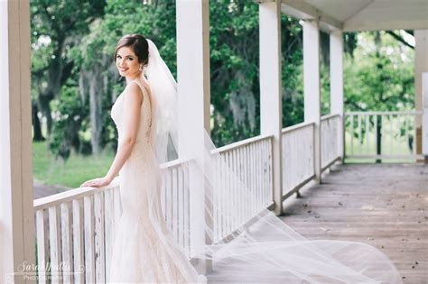 Brittany?s Bridal session ? Ormond plantation bridals