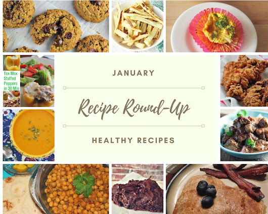 January Recipe Round-Up {$50 Target Gift Card Giveaway!} - Girl Gone Mom