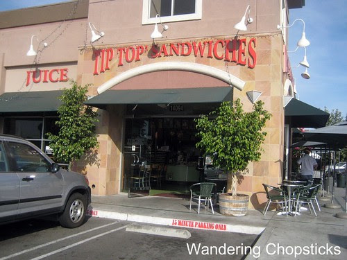 Tip Top Sandwiches - Garden Grove (Little Saigon) 1