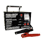 Associated 9640 Automatic Bench Battery Charger-12v/40a With Override Switch