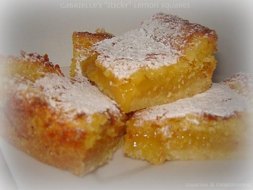 Gabrielle's Sticky Lemon Squares 1, edited