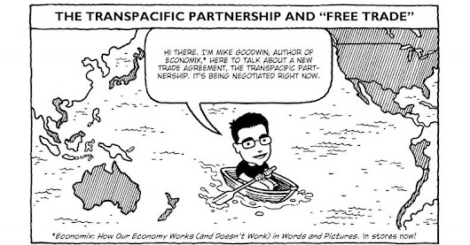 Free Trade Explained In An Excellent Comic