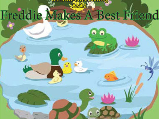 The Adventures of Freddie the Little Green Bullfrog