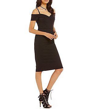 Bodycon dresses dillards long plus size and