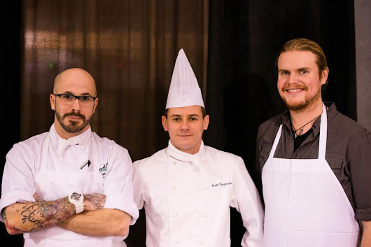 Radisson Hotel Saskatoon S Executive Chef And Sous Take Two Awards At Wintershines Soup